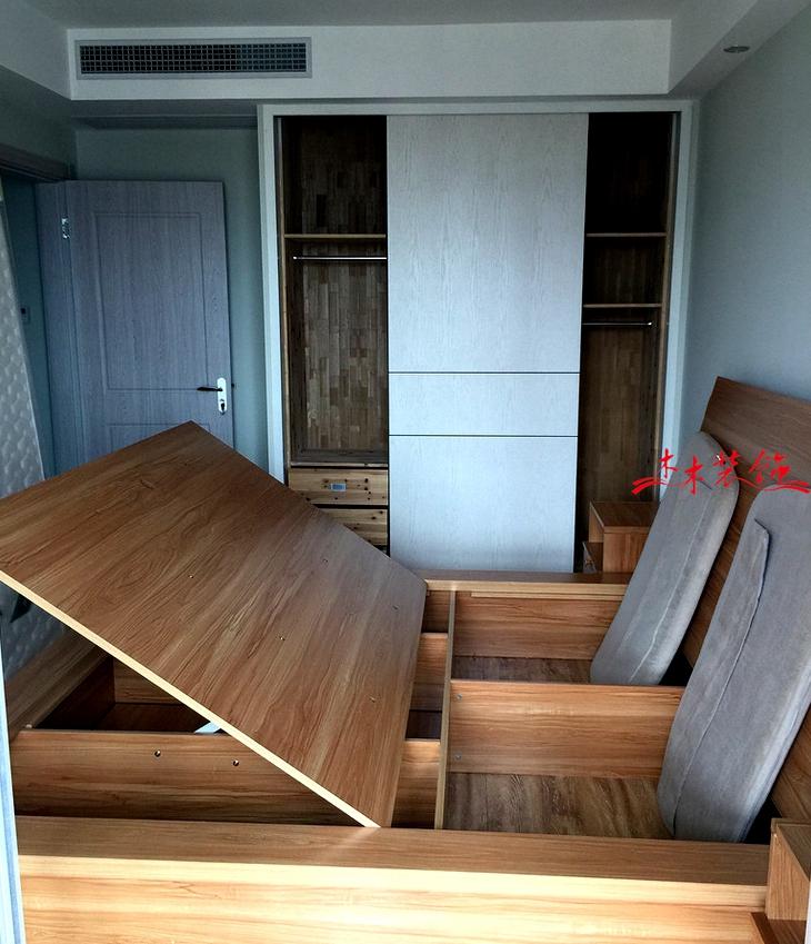 成都木木装修队完工现场 装修现场