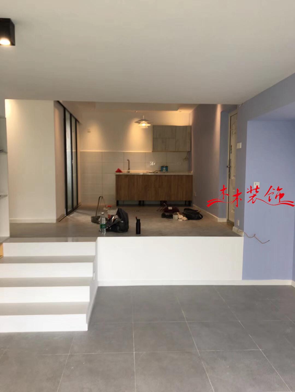 2018-8-14成都木木装修队施工现场