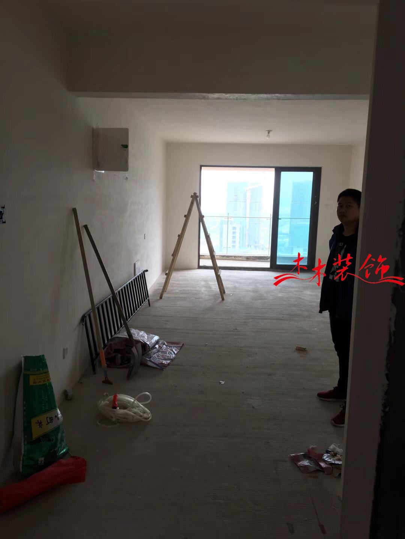 成都-中铁-卓越城开工 装修现场