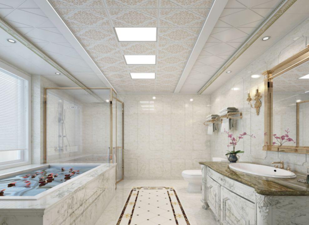 卫生间装修设计采光非常重要
