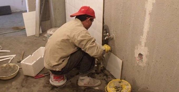 室内装修瓦工质量监理总结