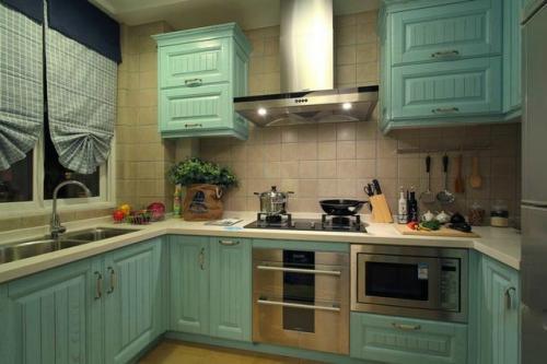 厨房装修注意以下几点装修出来简单又实用