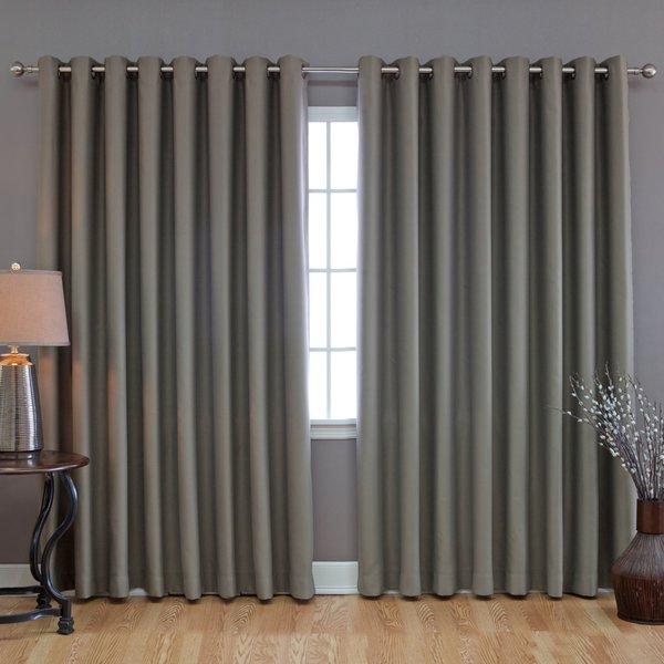 室内装修客厅窗帘颜色搭配和施工注意事项