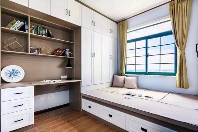 客厅装修 七款独特一体组合柜