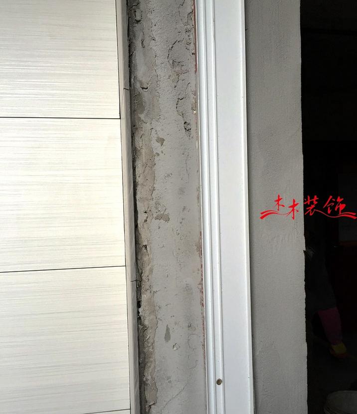 8.19装修贴砖施工现场 装修现场
