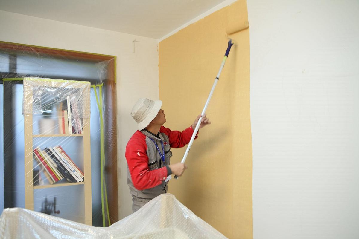 专业旧房翻新二手房装修改造 粉刷墙面 翻新 二手房装修