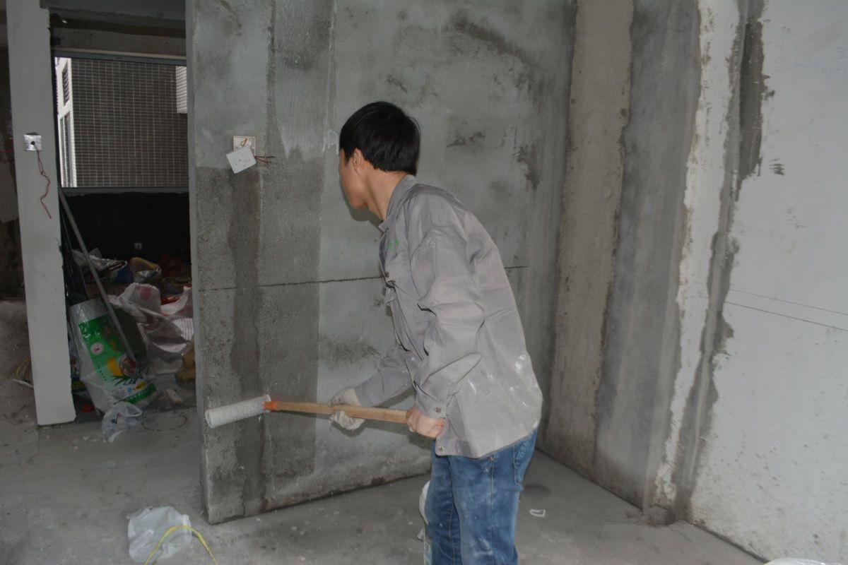 新房装修旧房翻新二手房改造精装房改造 装修现场